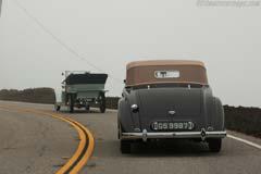 Rolls-Royce Phantom III Vanvooren Cabriolet