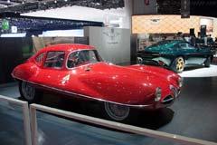 Alfa Romeo C52 Disco Volante Coupe