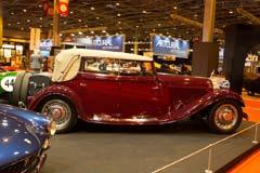 Bugatti Type 46S Reinboldt & Christie Cabriolet