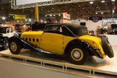 Delage D8 S Pourtout Cabriolet
