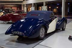 Bugatti Type 57 C Gangloff Aravis Cabriolet