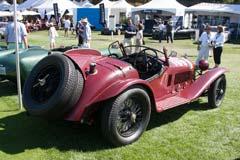 Alfa Romeo 8C 2300 Touring Spider