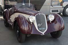 Alfa Romeo 8C 2900A Spider