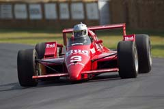 March 86C Cosworth