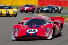 Lola T70 Mk3B Coupe Chevrolet
