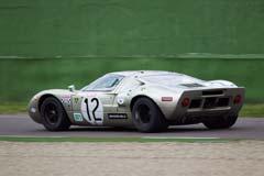 Ford GT40 Mk I Gulf