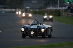 Aston Martin DB3 Spider
