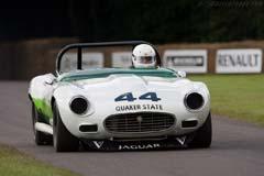 Jaguar E-Type V12 Group 44