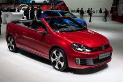 Volkswagen Golf VI GTI Cabriolet