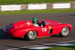 Ferrari 857 Sport Scaglietti Spyder