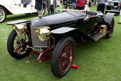 Hispano Suiza Alfonso XIII Jaquot Torpedo