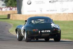Jaguar E-Type Lightweight Low Drag Coupe