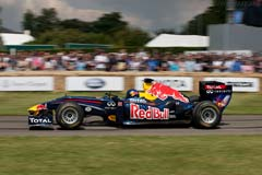 Red Bull Racing RB1 Cosworth