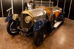 Gobron-Brillié 12 CV Rothschild Skiff