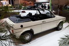 Volkswagen Golf VI Cabriolet