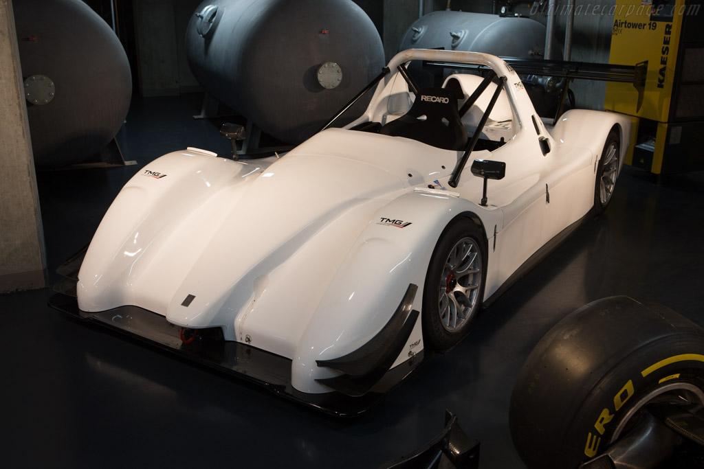 TMG EV P001    - Toyota Motorsport visit