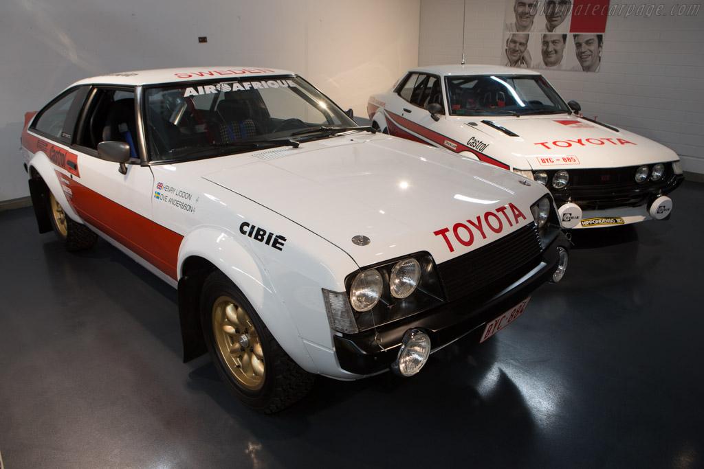 Toyota Celica Rally    - Toyota Motorsport visit