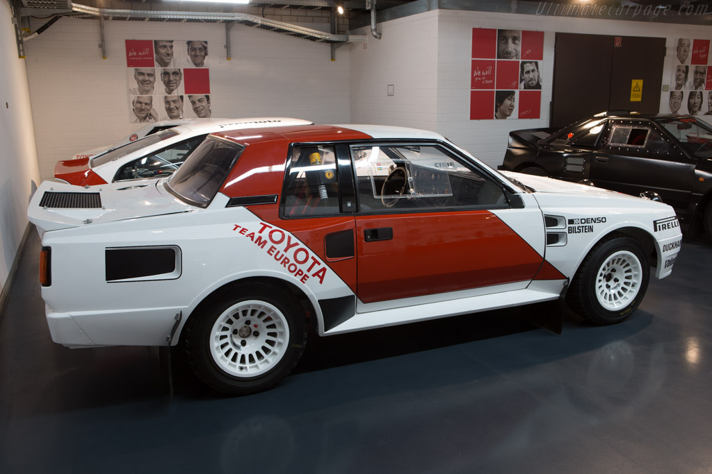 Toyota Celica Twincam Turbo Toyota Motorsport Visit