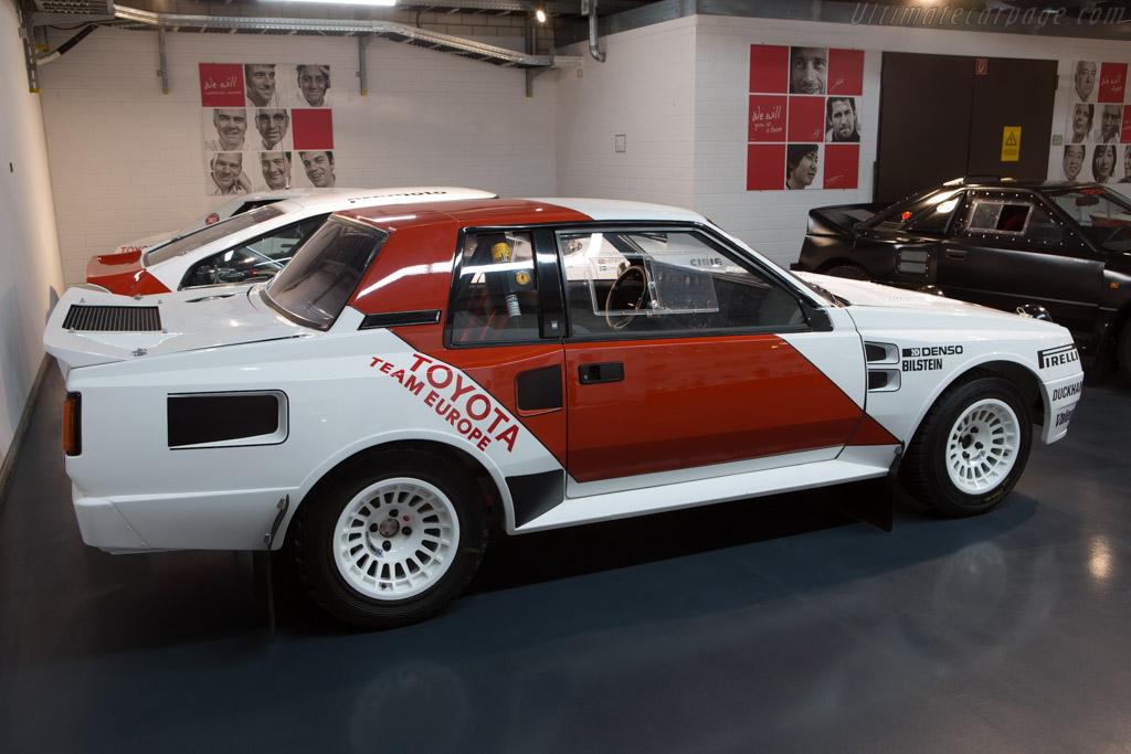 2015 Toyota Celica >> Toyota Celica TwinCam Turbo - Toyota Motorsport visit