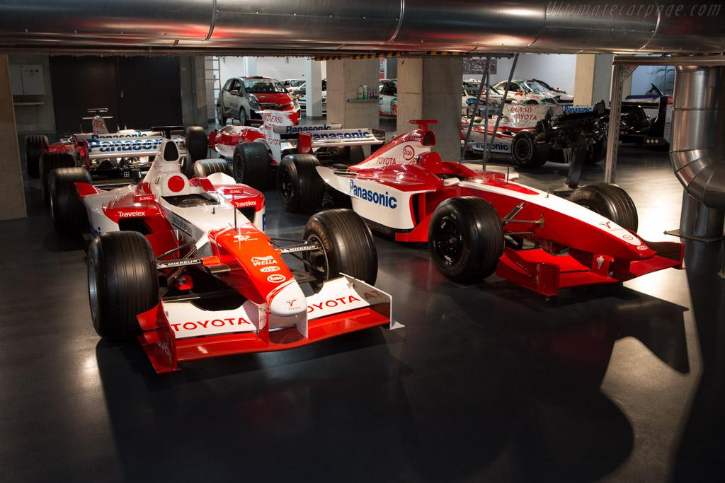 Toyota TF102    - Toyota Motorsport visit