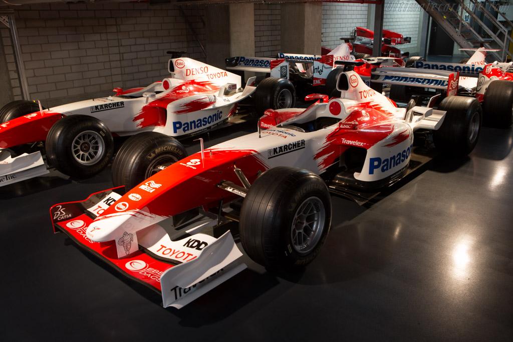 Toyota TF103 - Chassis: TF103-01   - Toyota Motorsport visit