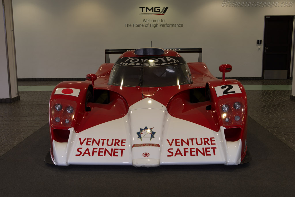 Toyota TS020 GT-One - Chassis: LM806   - Toyota Motorsport visit