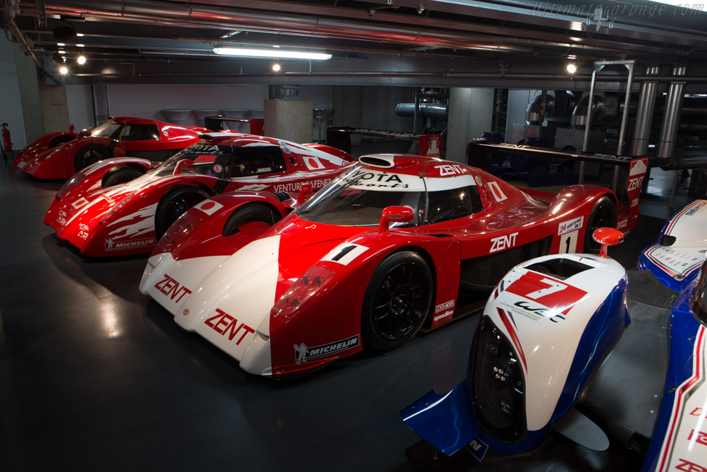 Toyota TS020 GT-One - Chassis: LM907   - Toyota Motorsport visit