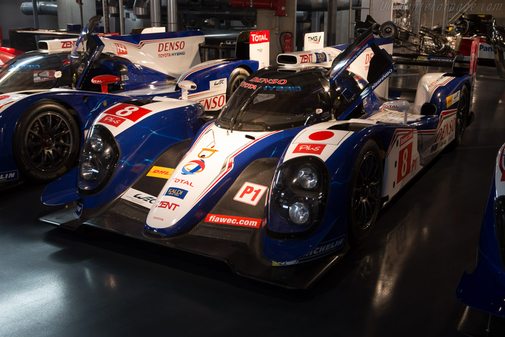 Toyota TS030 Hybrid - Chassis: 13-03   - Toyota Motorsport visit