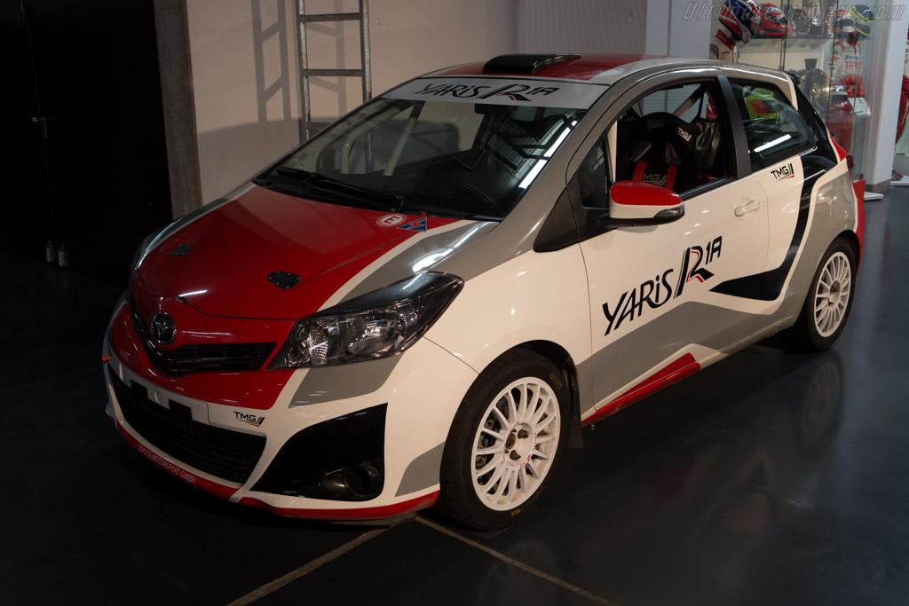 Toyota Yaris R1A    - Toyota Motorsport visit