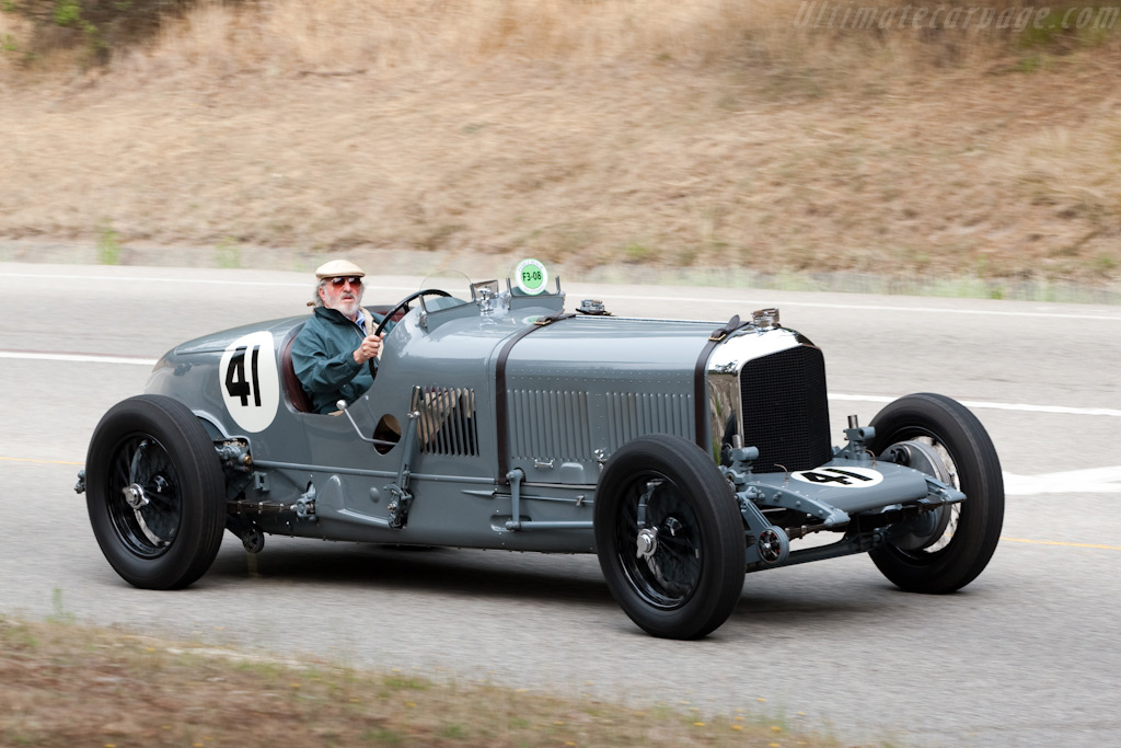 Bentley Speed 6 Old No 1 Chassis Lb2332 2009 Pebble