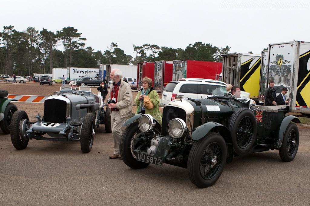 Bentleys    - 2009 Pebble Beach Concours d'Elegance