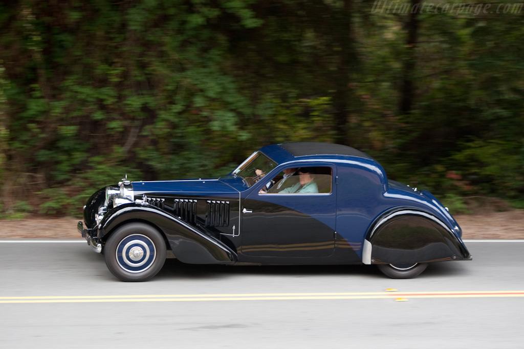 Bugatti Type 57 Ventoux - Chassis: 57469   - 2009 Pebble Beach Concours d'Elegance