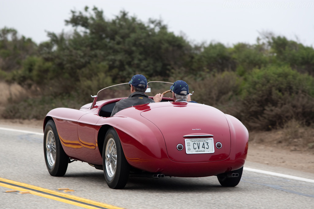 Ferrari 166 MM Barchetta - Chassis: 0050M   - 2009 Pebble Beach Concours d'Elegance