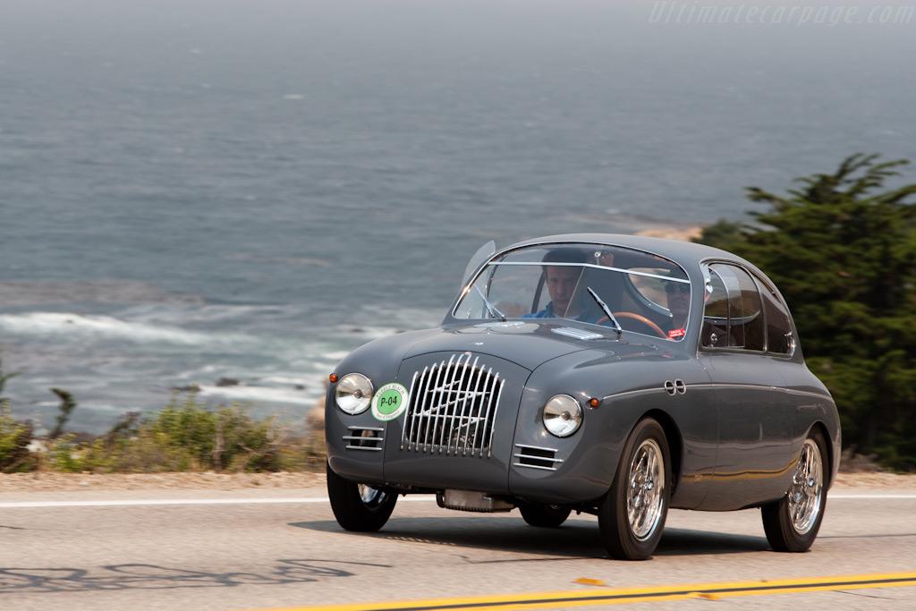Fiat 750MM Zagato Coupe    - 2009 Pebble Beach Concours d'Elegance