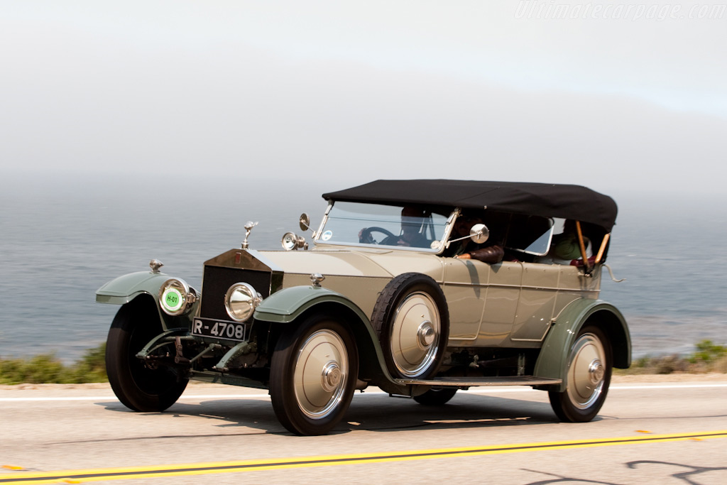 Rolls-Royce Silver Ghost Hooper Tourer    - 2009 Pebble Beach Concours d'Elegance