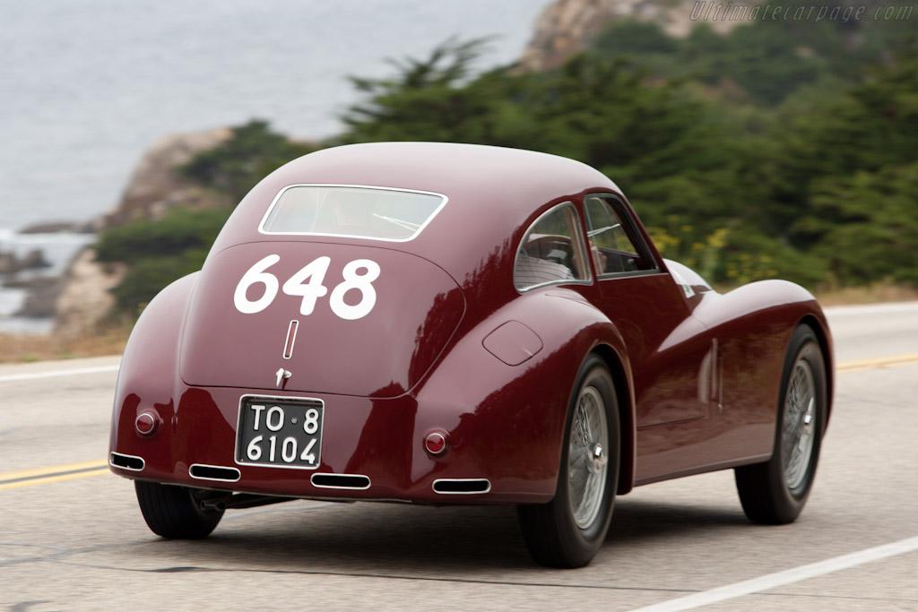 Alfa Romeo 6C 2500 SS Competizione Berlinetta - Chassis: 920002 - Entrant: David B. Smith  - 2010 Pebble Beach Concours d'Elegance