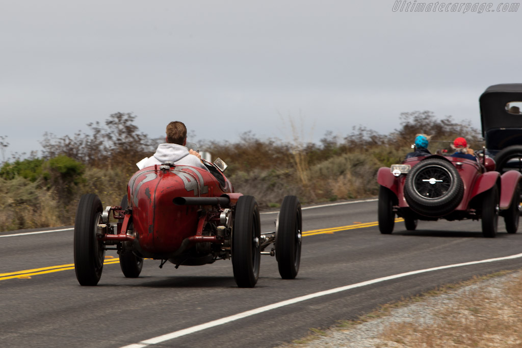 Alfa Romeo Tipo B P3 - Chassis: 50007   - 2010 Pebble Beach Concours d'Elegance