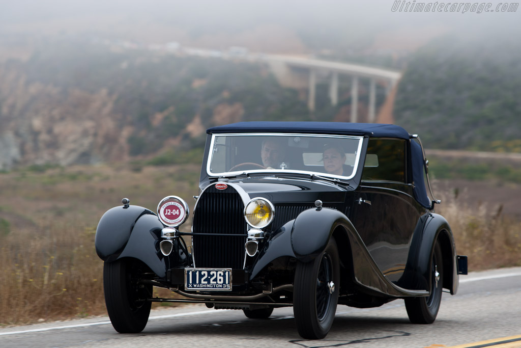 Bugatti Type 57 James Young DHC    - 2010 Pebble Beach Concours d'Elegance