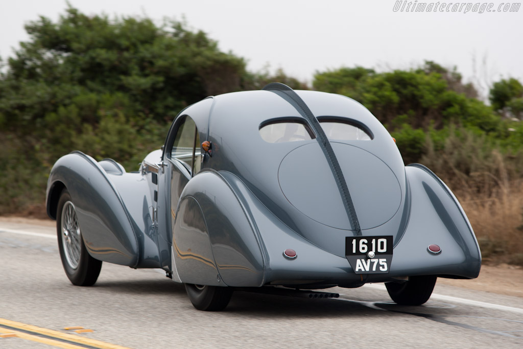 Bugatti Type 57 S Atlantic - Chassis: 57473   - 2010 Pebble Beach Concours d'Elegance