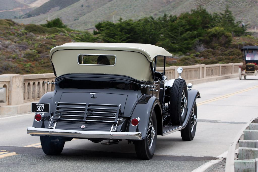 Cadillac 452 Fleetwood Sport Phaeton    - 2010 Pebble Beach Concours d'Elegance