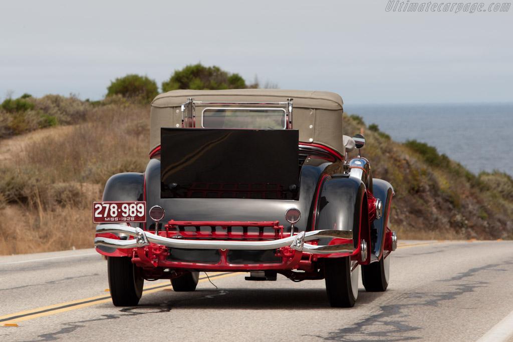Cord L-29 Cabriolet    - 2010 Pebble Beach Concours d'Elegance
