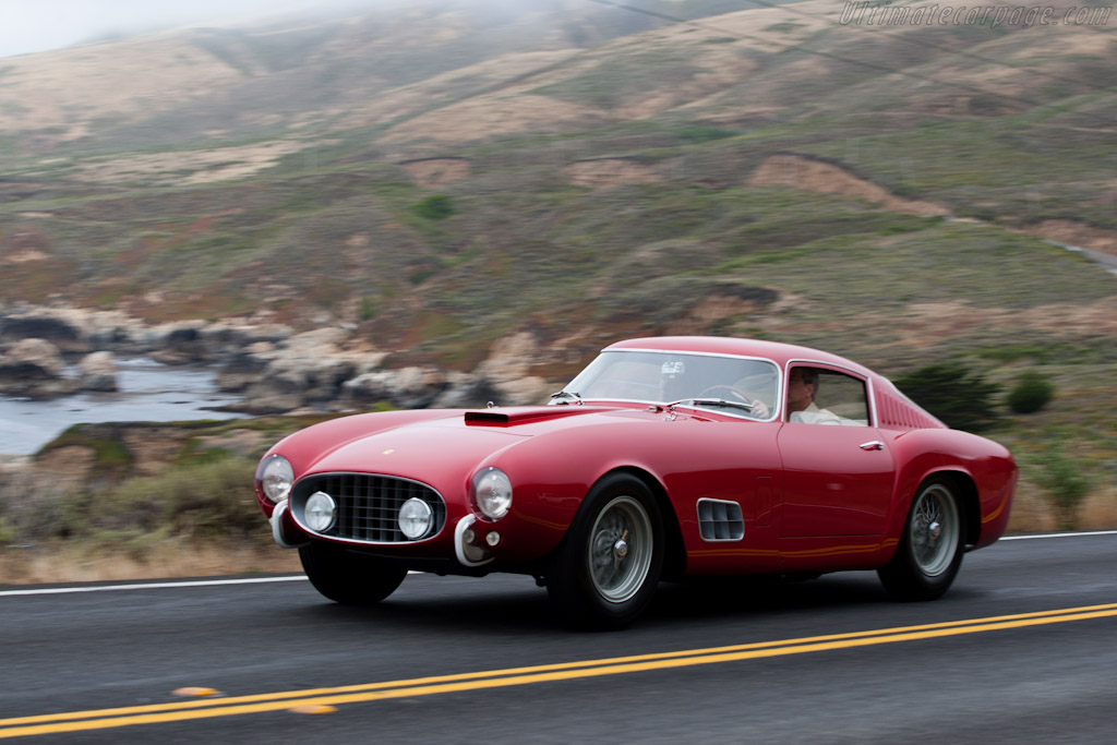 Ferrari 250 GT TdF - Chassis: 0703GT - Entrant: Greg Whitten - 2010 Pebble Beach Concours d'Elegance