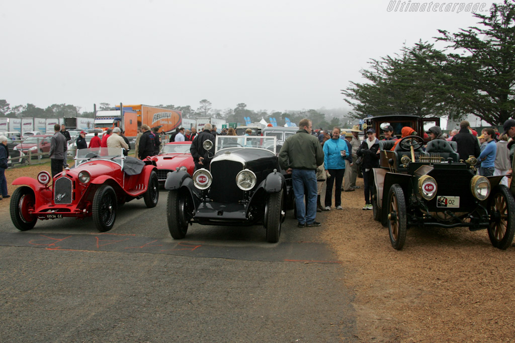 Ready to go    - 2010 Pebble Beach Concours d'Elegance