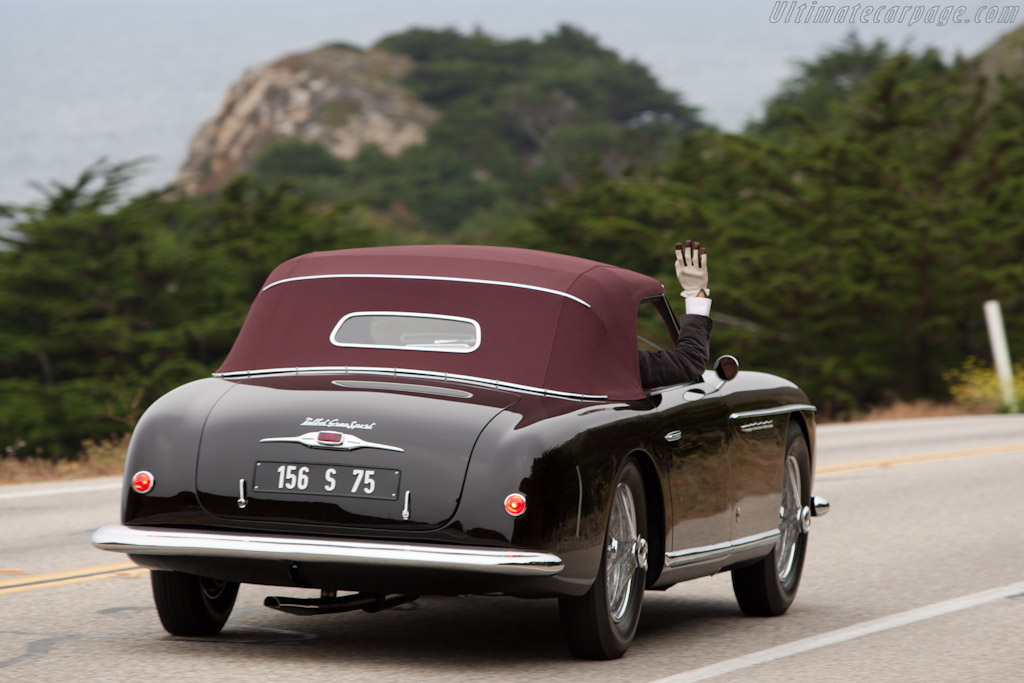 Talbot Lago T26 GS Stabilimenti Farina Cabriolet    - 2010 Pebble Beach Concours d'Elegance