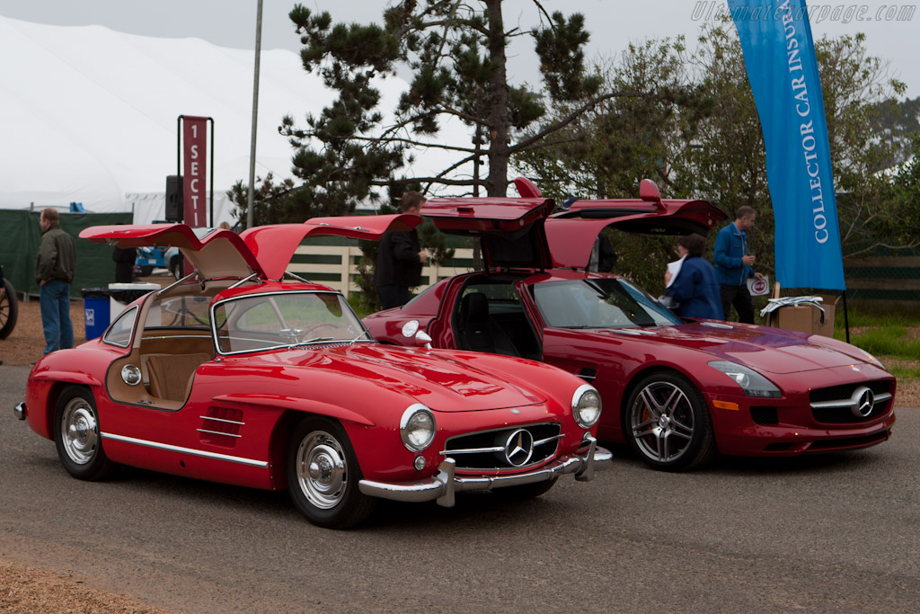 Welcome to the Tour d'Elegance    - 2010 Pebble Beach Concours d'Elegance