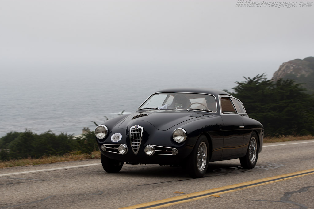 Alfa Romeo 1900C SS Zagato Coupe - Chassis: AR1900C 01909   - 2011 Pebble Beach Concours d'Elegance