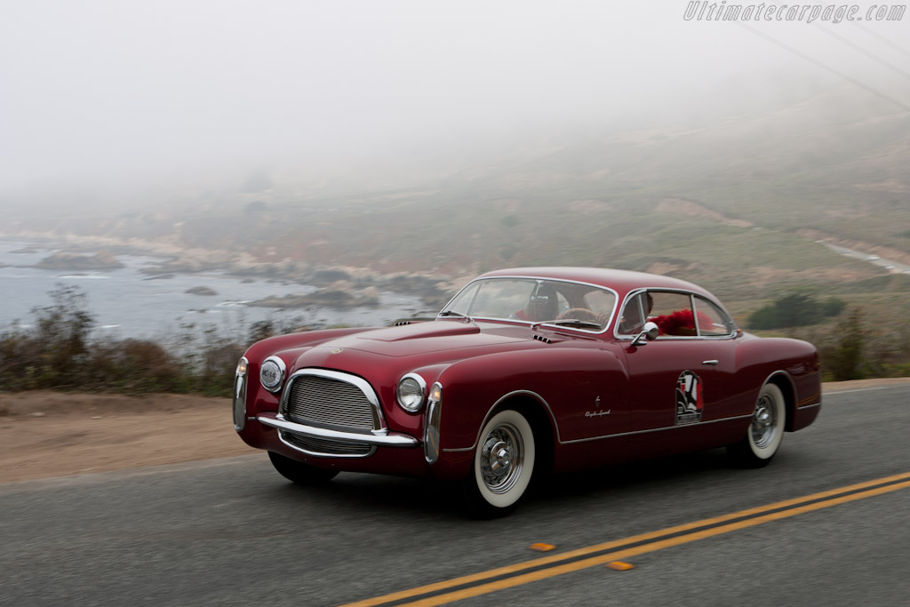 Chrysler Imperial Ghia Coupe    - 2011 Pebble Beach Concours d'Elegance