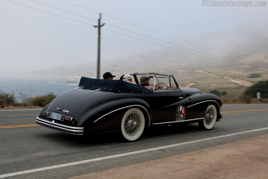 Delahaye 135 M Guillore Cabriolet    - 2011 Pebble Beach Concours d'Elegance