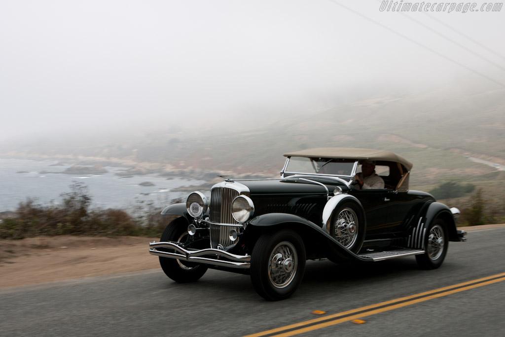 Duesenberg J Packard Roadster    - 2011 Pebble Beach Concours d'Elegance
