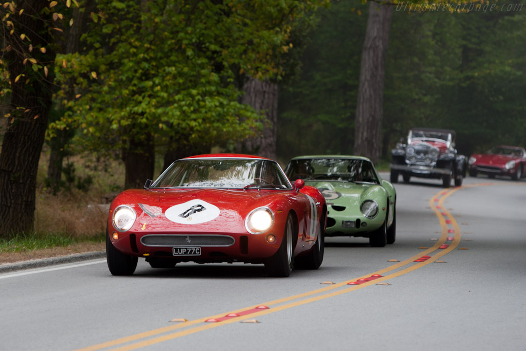 Ferrari 250 GTO - Chassis: 3413GT   - 2011 Pebble Beach Concours d'Elegance